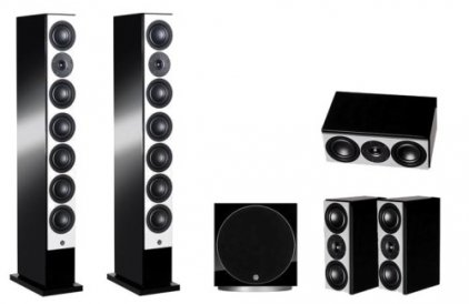 System Audio SA Mantra 70 Black Ash