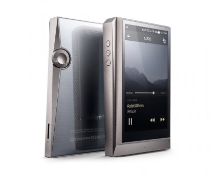 Плеер Astell&Kern AK320 128Gb gunmetal