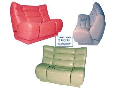 Кресло для домашнего кинотеатра Home Cinema Hall Luxwide BIGGAR/40