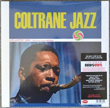 Виниловая пластинка John Coltrane COLTRANE JAZZ (180 Gram)