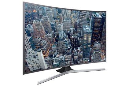 LED телевизор Samsung UE-55JU6790