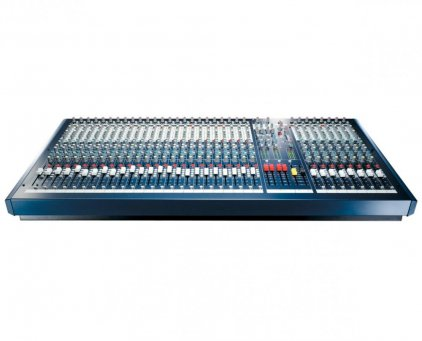 Микшер Soundcraft LX7ii-24