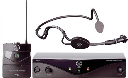 Радиосистема AKG Perception Wireless 45 Sports Set BD U1