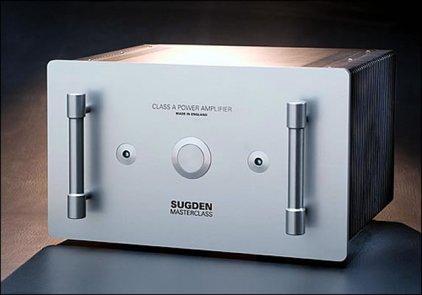 Усилитель звука Sugden MASTERCLASS MPA-4