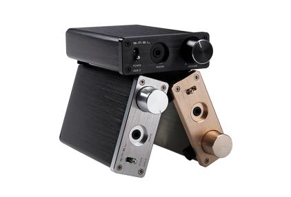 Усилитель для наушников SMSL Mini 5 black