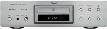 CD проигрыватель Vincent CD-S1.1 silver