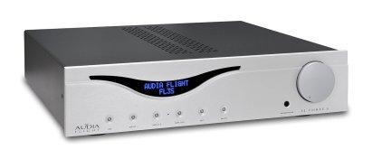 Усилитель интегральный Audia Flight Three S USB DAC silver
