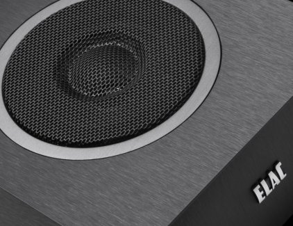 Акустика Dolby Atmos Elac Debut A4 black brushed vinyl