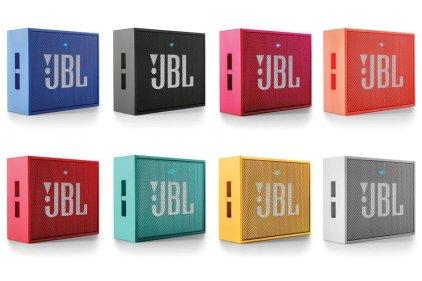 Портативная акустика JBL GO Red