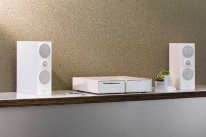 Сетевой аудио проигрыватель Revox Joy S120 MKII white/white