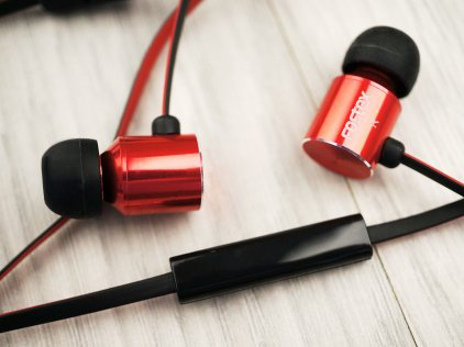 Наушники Fostex TE-03R red