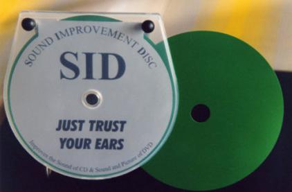 CD мат SID model 15
