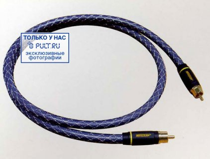Кабель межблочный аудио Neotech NEVD-2001 0.5m