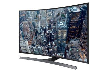 LED телевизор Samsung UE-55JU6690