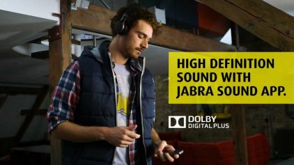 Наушники Jabra Revo Wireless Black