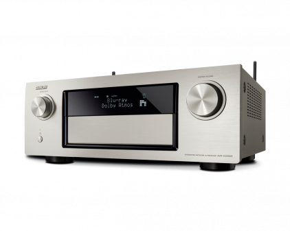 AV Ресивер Denon AVR-X4200W Silver