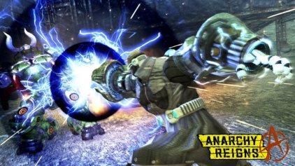 Игра для PS3 Anarchy Reigns. Limited Edition (русская документация)