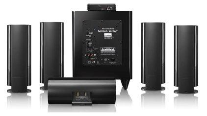Комплект акустики Harman Kardon HKTS 65 BQ/230