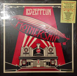 Виниловая пластинка Led Zeppelin MOTHERSHIP: THE VERY BEST OF LED ZEPPELIN (Box set/180 Gram)
