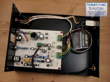 Усилитель для наушников Vincent KHV-111MK black