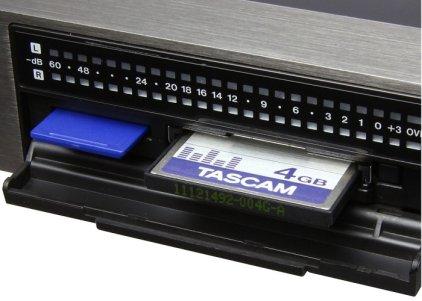 Медиаплеер Tascam DA-3000