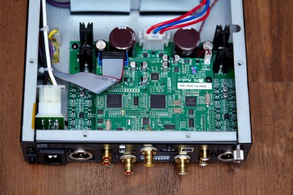 ЦАП PS Audio NuWave Phono Converter Silver