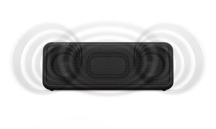Портативная акустика Sony SRS-XB3 чёрный