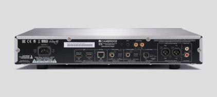 Стереокомплект Cambridge CXA 80 + CXN black
