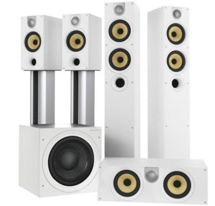 Напольная акустика B&W 684 S2 matte white