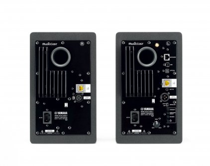 Полочная акустика Yamaha NX-N500 black