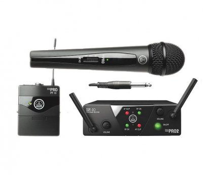 Радиосистема AKG WMS40 Mini2 Mix Set BD ISM2/3 (864.375&864.850)