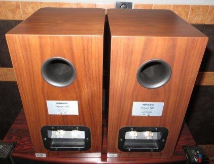 Акустическая система Dynaudio Focus 160 rosewood