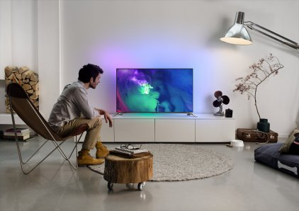 LED телевизор Philips 55PUS9109/60