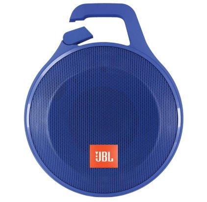 Портативная акустика JBL Clip Plus blue
