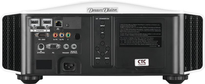 Проектор Dream Vision Yunzi 2 white