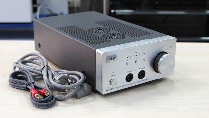 Усилитель для наушников Stax SRM-006tS Driver unit (ламповый)