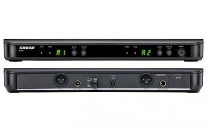 Радиосистема Shure BLX288E/SM58 K3E 606-638 MHz