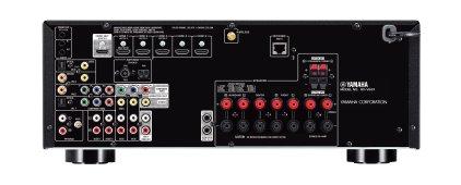 AV ресивер Yamaha RX-V681 black