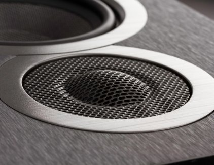 Полочная акустика Elac Debut B6 black brushed vinyl