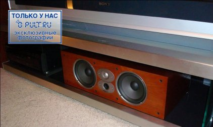 Центральный канал Polk audio CSi A6 black
