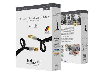 Антенный кабель In-Akustik Exzellenz UHD Antenna 3 GHz\120 dB 3.0m #00626303