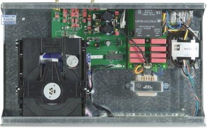 CD проигрыватель Micromega CD20 black