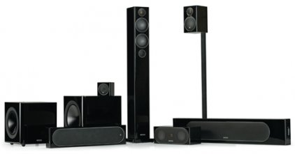 Напольная акустика Monitor Audio Radius 270 white gloss