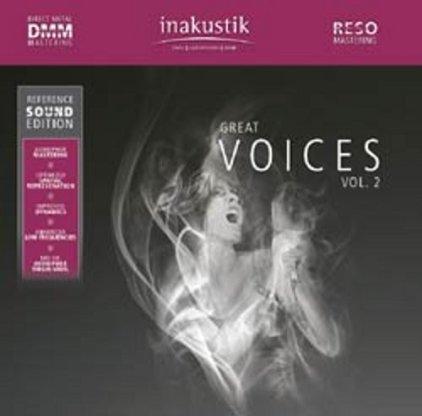 Виниловая пластинка In-Akustik LP Great Voices Vol. II #01675021