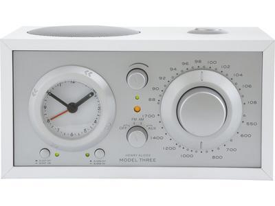 Радиоприемник Tivoli Audio Model Three white/silver (M3WHT)