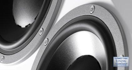 Напольная акустика Dynaudio Focus 380 glossy white lacquer
