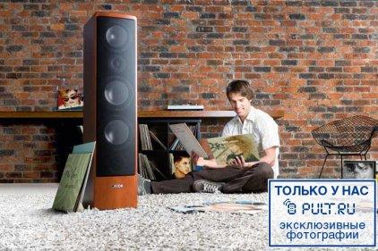 Напольная акустика Canton Ergo 695 black