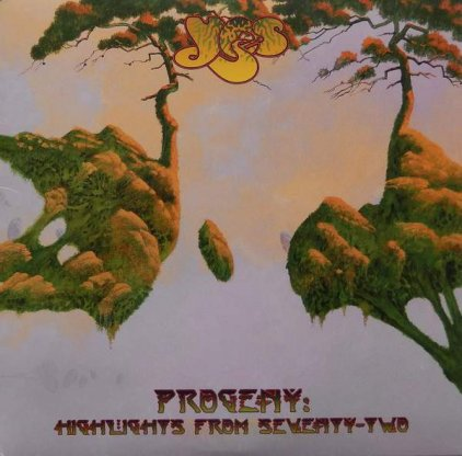 Виниловая пластинка Yes PROGENY: HIGHLIGHTS FROM SEVENTY-TWO (180 Gram)