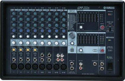 Микшер Yamaha EMX-312SC WT