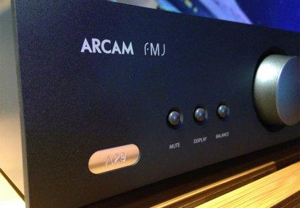 Интегральный усилитель Arcam FMJ A29 Black